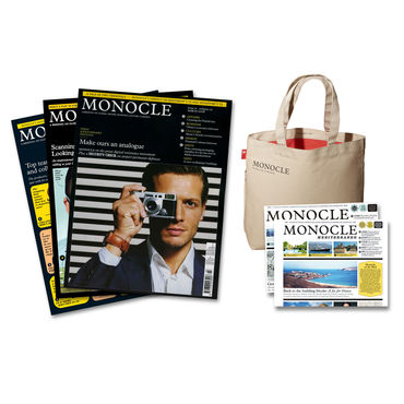 Monocle 1 Year Subscription Package