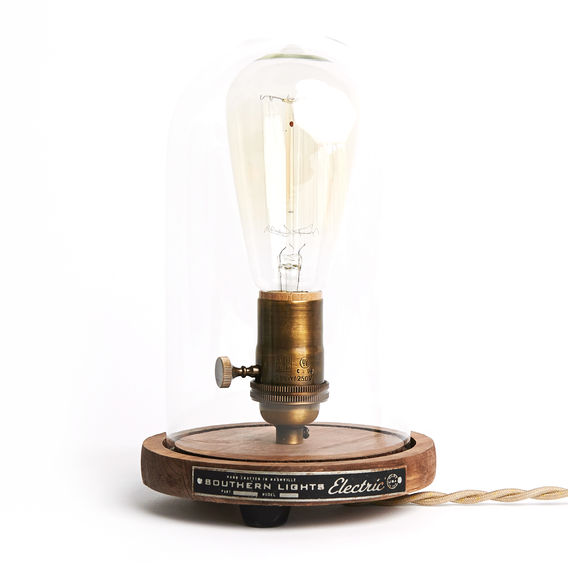 Turhfqwvuy the original bell jar table lamp 0 original