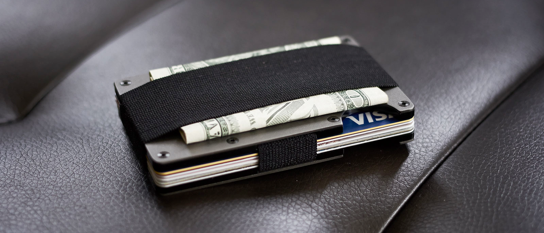 10 Best Minimalist Wallets For Men Huckberry