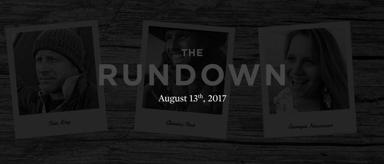 Featured 20170813 journal rundown header